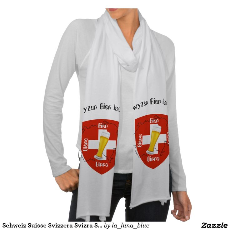 Schweiz Suisse Svizzera Svizra Switzerland Schal