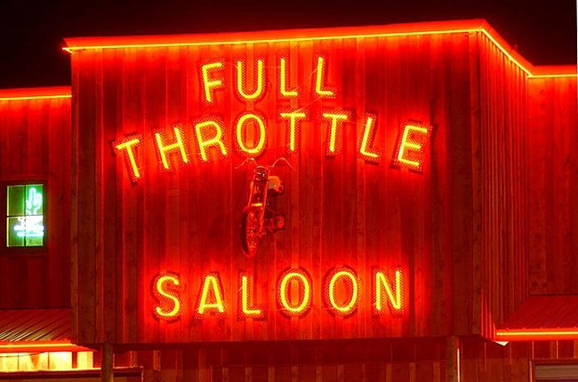 →  #FullThrottleSaloon Full Throttle Saloon  Full Throttle Saloon Famous South Dakota Biker Bar Destroyed by Fire USA