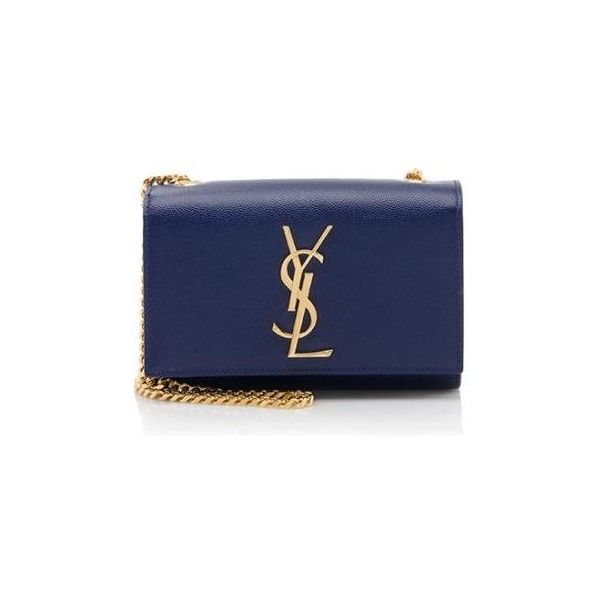 ysl sac bdj shopping - monogram saint laurent crossbody phone pouch in ultramarine leather