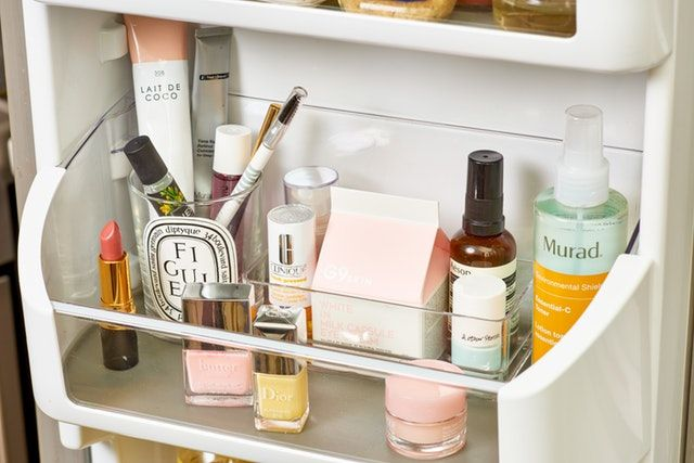 4 Beauty Products You Should Actually Be Storing In The Fridge Night Beauty Routine Simple Skincare Morning Beauty Routine