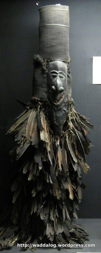 mask, New Caledonia
