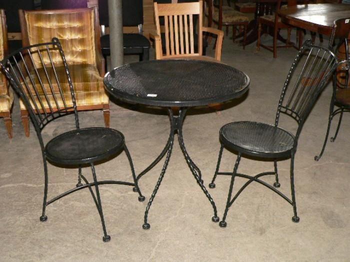 Patio Table And Pair Of Chairs Atakc.com. Patio TablesKansas CityPatios