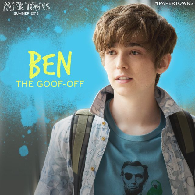 A small, olive skin creature who had hit puberty but NEVER hit it very hard... Ben Sterling.