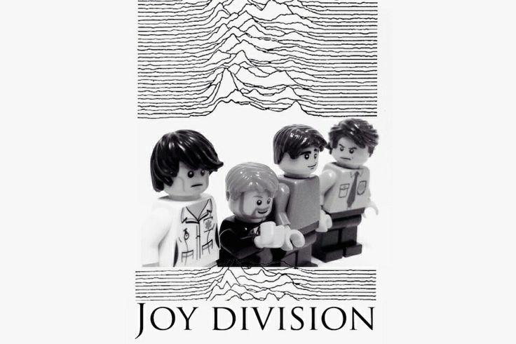 Joy Division   Lego