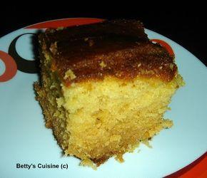 Betty's Cuisine: Γιαουρτόπιτα σιροπιαστή