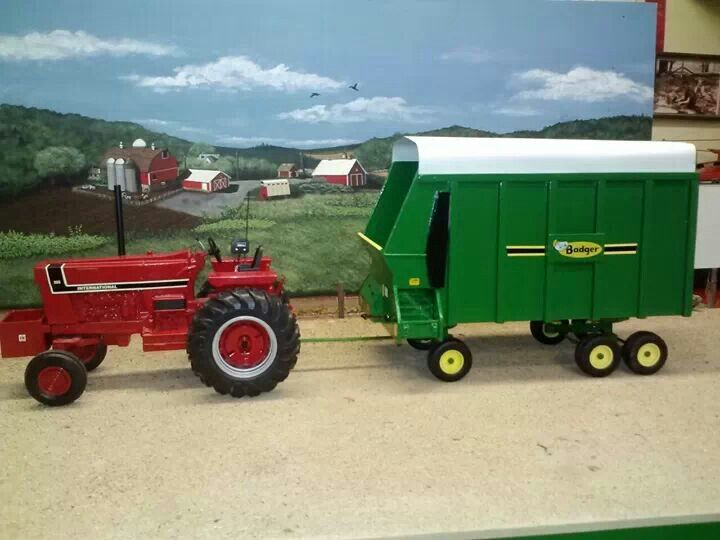 Toys For Trucks Appleton : Best toy tractors images on pinterest farm