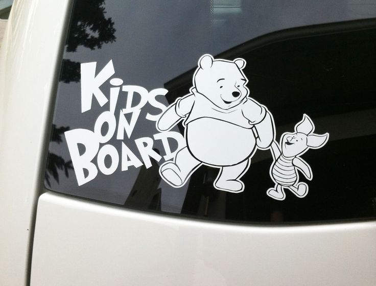 Best Car Window Decals Images On Pinterest Car Window Decals - Modern car sticker decal