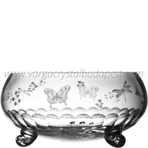 Springtime 3 Footed Bowl 13' 598€