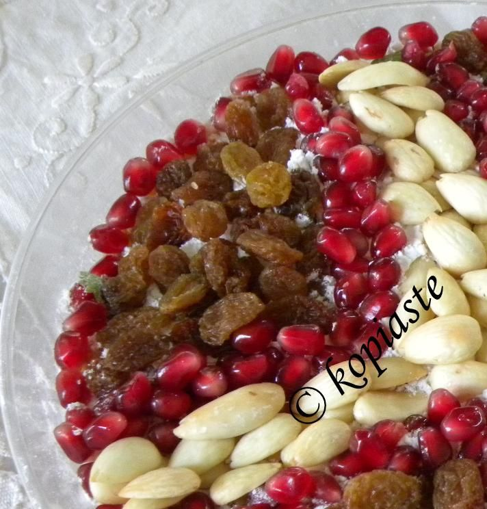 Kollyva, wheat berries dessert + + + Κύριε Ἰησοῦ Χριστέ, Υἱὲ τοῦ Θεοῦ, ἐλέησόν με τὸν + + + The Eastern Orthodox Facebook: https://www.facebook.com/TheEasternOrthodox Pinterest The Eastern Orthodox: http://www.pinterest.com/easternorthodox/ Pinterest The Eastern Orthodox Saints: http://www.pinterest.com/easternorthodo2/