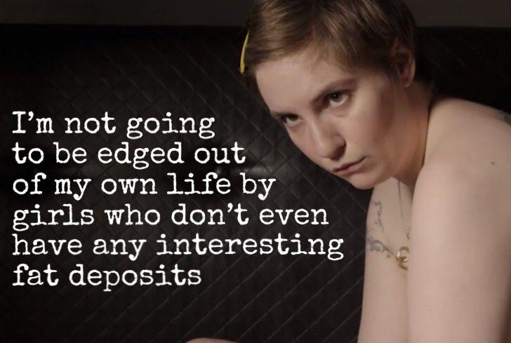 Hannah Horvarth / Lena Dunham quote Girls season 4