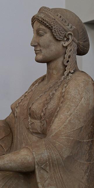 Persephone - Berlin Pergamon Museum