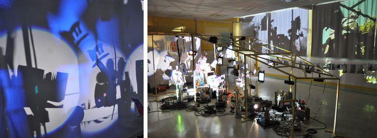 Résidence-création de Lucas Grandin, / Ecole Jean Moulin / Villejean / Rennes / Ecole CBC Babylone / Douala  Dans le cadre de « Territoires en création » Sur une invitation du Centre d'art La Criée Avec la participation des centres sociaux de Rennes et du centre d'art Doual'art  Un projet réalisé avec le soutien de la DRAC Bretagne et de la Ville de Rennes
