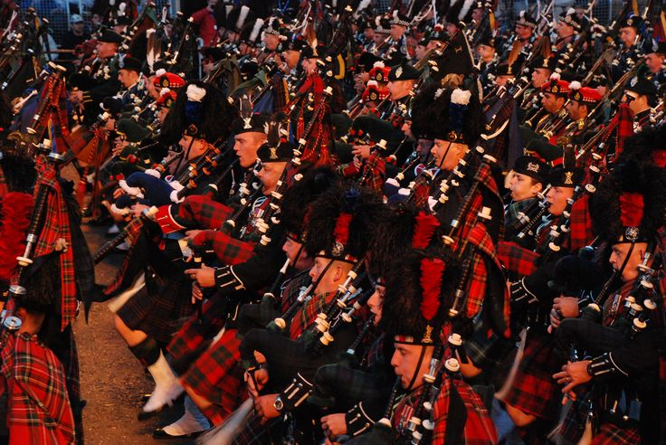 Welcome to Edinburgh in August | GuideUK Edinburgh Military Tattoo