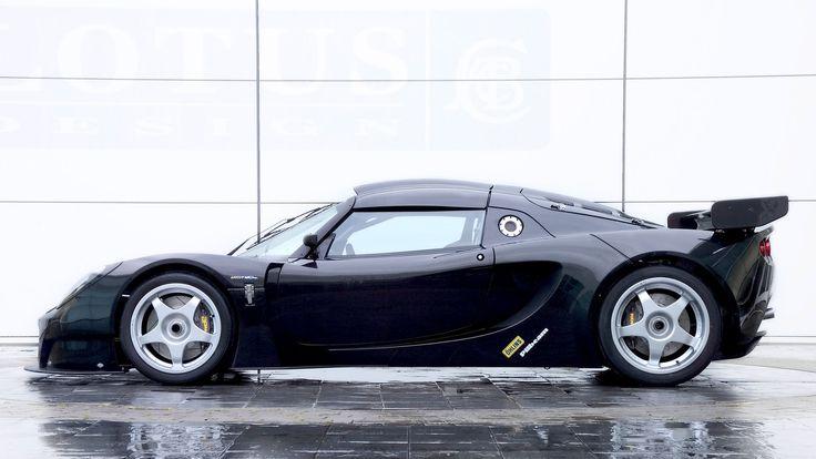 Black Lotus Sport Exige