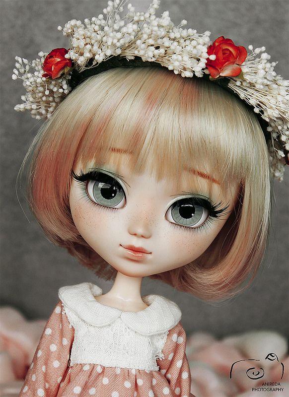 Custom Doll - Anireda Photography