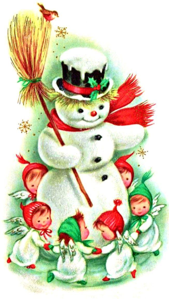 Холмарк новогодние открытки