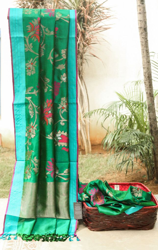 Uppada Silk SADRKSIL160 | Lakshmi