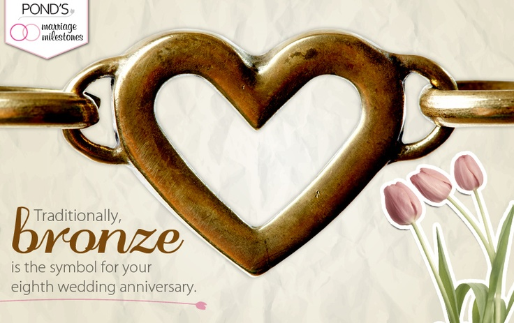 8th Wedding Anniversary Gift Ideas For Husband: Eighth Wedding Anniversary #marriage