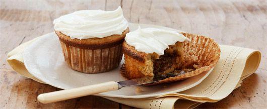 Apple Caramel Decadent Cupcakes