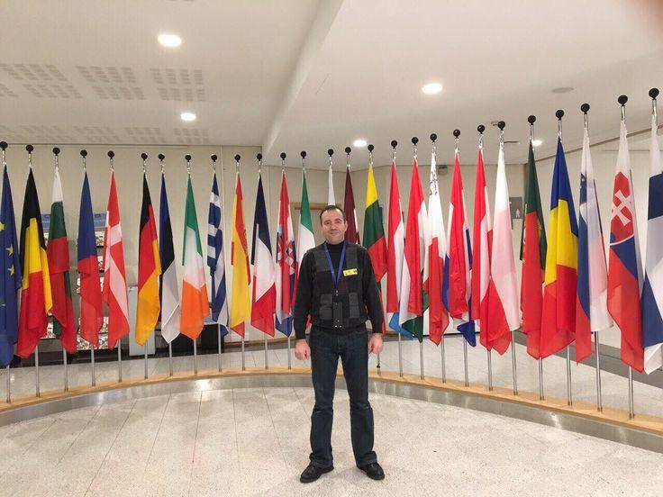 Европарламент, Брюссель, Бельгия