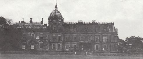 Once standing as the architectural centrepiece of Stewart Park in Middlesbrough, Marton Hall was indeed an imposing building. It was originally erected in 1853 as a palatial home for Henry Bolckow the industrialist and the towns first Mayor. The new stately home had been built on the site of a previous building known as Marton Lodge, which had burnt down in 1832.