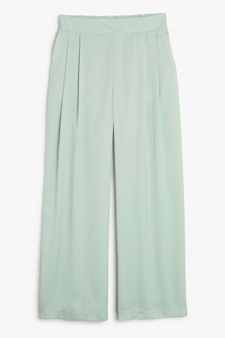 Flowy party trousers
