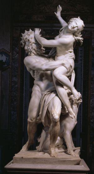 RapeOfProserpina - L'Enlèvement de Perséphone (Le Bernin) — Wikipédia