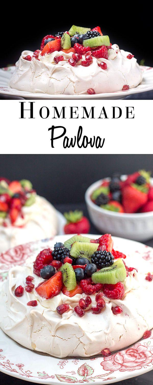 Homemade Pavlova  #dan330 http://livedan330.com/2015/07/13/pavlova/