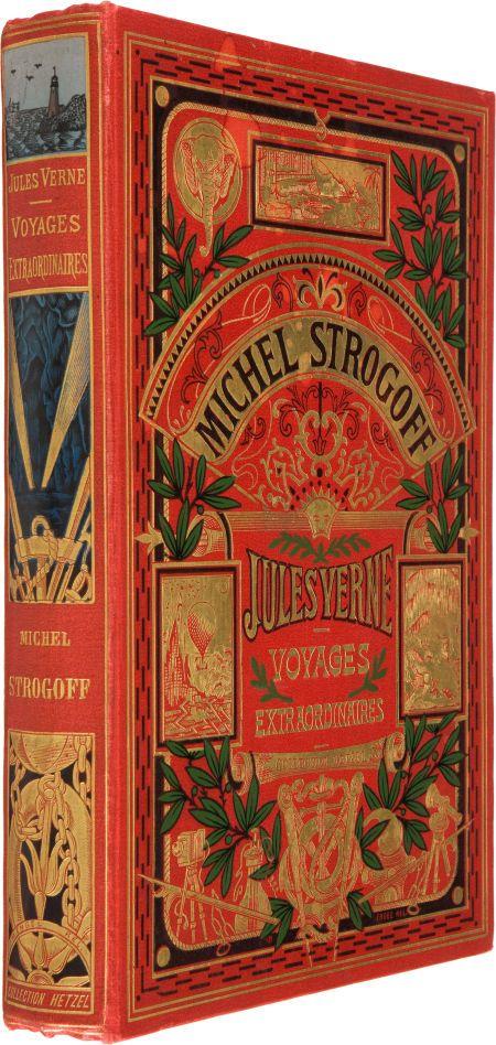 Jules Verne. Michel Strogoff.