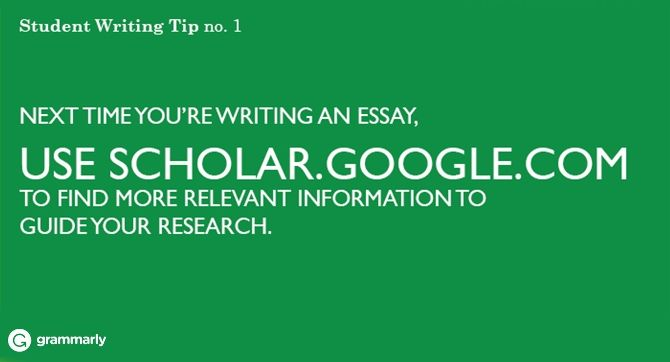 Essay resource sharing