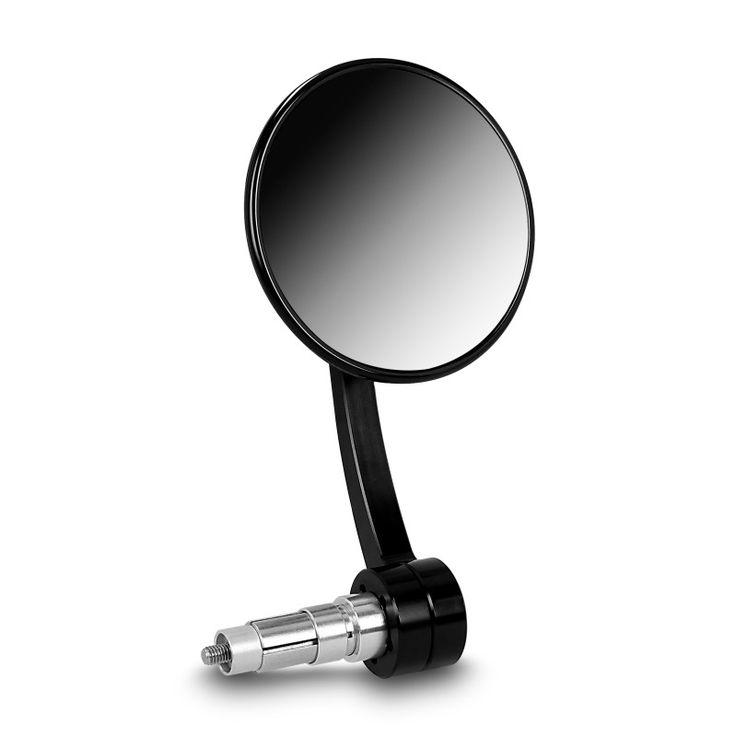 Lenkerendenspiegel Montana Evo (Paar) schwarz