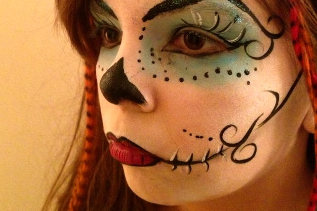 Monster High Face Painting