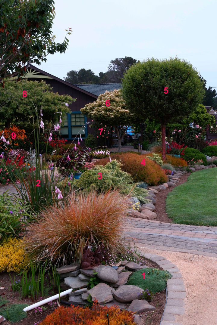 Open Invitation A Garden Design To Bring People Together Plant Id S Finegardening Outdoor Gardens Design Garden Design Easy Landscaping