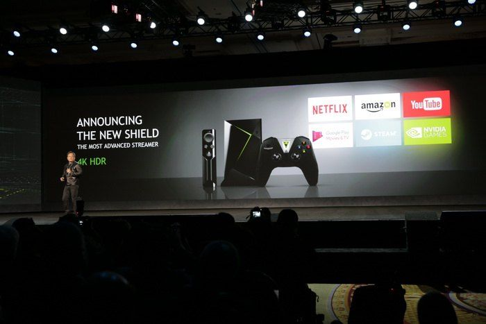 On day two of CES 2017, Nvidia announced its new SHIELD TV media streamer; Samsung showed off its new gaming notebook the Odyssey, Sony is releasing a 4K Blu-ray to the mass market; LG unveiled it's Gram 14 laptop, and Asus show how busy they've been.