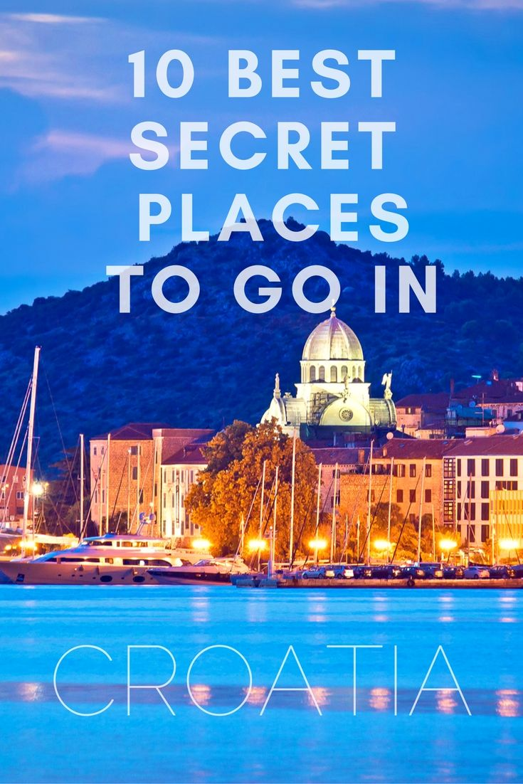 With so much of the country still undiscovered by travelers, the best way to see Croatia's hidden gems is to utilize a locally owned tour company.