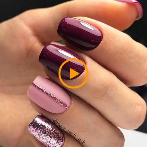 42+ beautiful nails light nail color for fall 2019 , nail