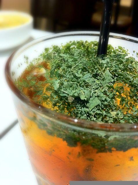 レシピとお料理がひらめくSnapDish - 2件のもぐもぐ - Iced Mint Rooibos Tea by Jeremy Khoo