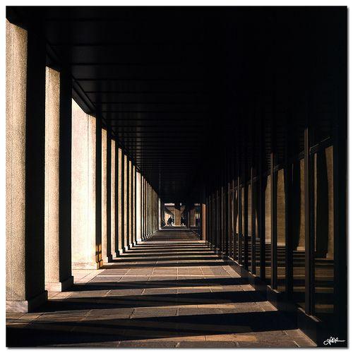 Padova, portici moderni. | Flickr - Photo Sharing!