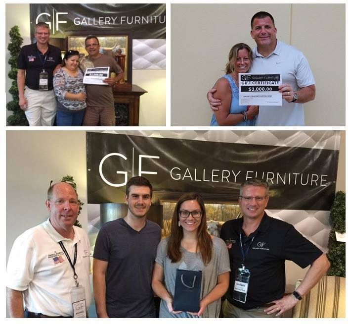 Gallery Furniture Outlet Houston: 1000+ Images About A Day At Gallery Furniture On Pinterest