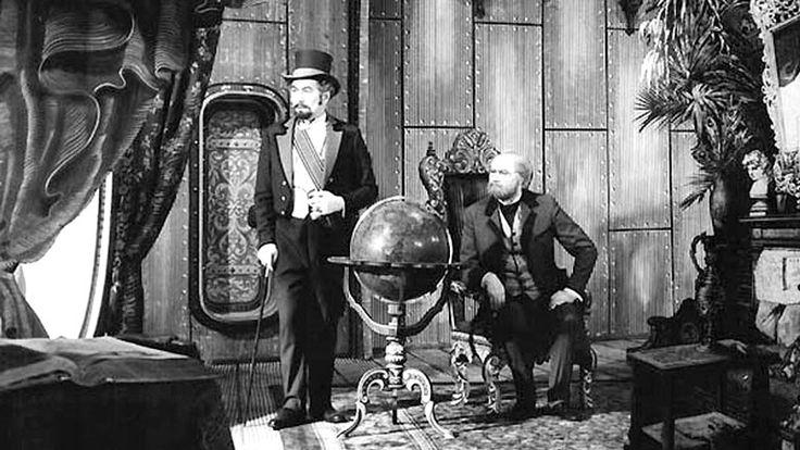 The Fabulous World of Jules Verne (Karel Zeman, 1958)