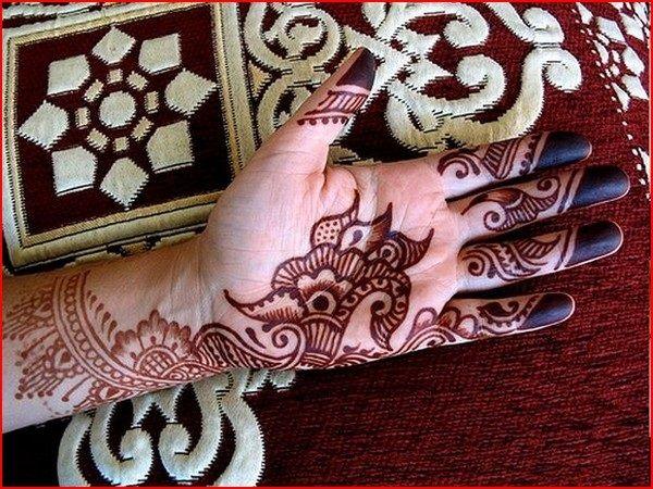 Henna Tattoo Selber Machen (30)