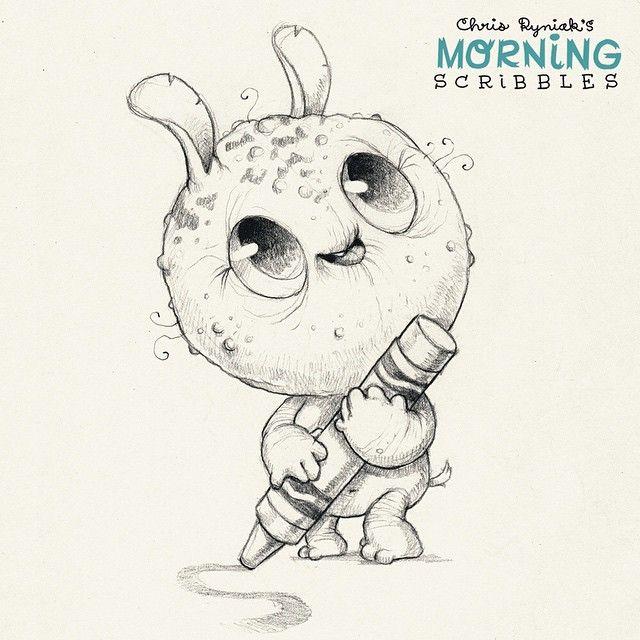 Scribblin' ✏️ #morningscribbles