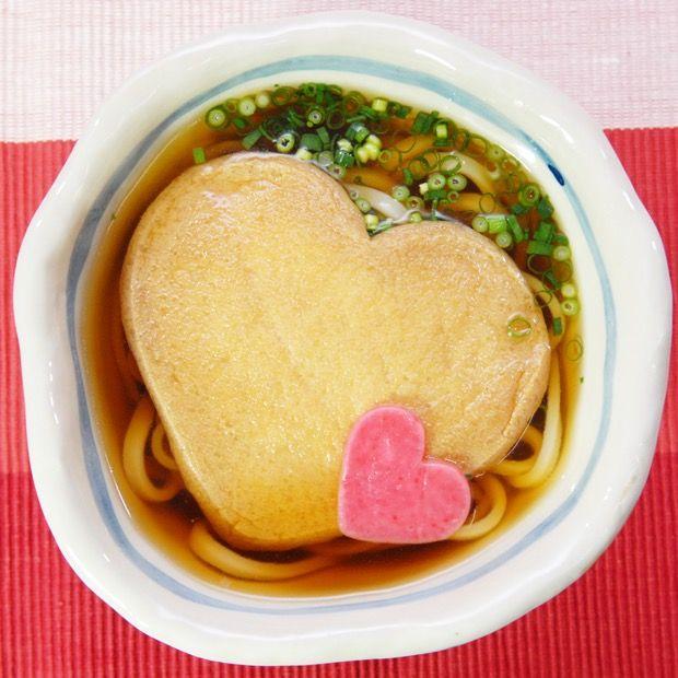 群馬県の名物料理〈水沢うどん〉。ハートのおあげをトッピングし大人気になったバレンタイン用うどん〈LOVEきつね〉が、今年は「うどんが一生無料になるプレミアムチケット」プレゼントキャンペーンを実施!…
