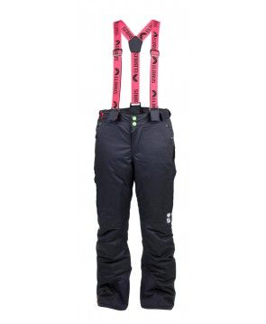 Spodnie ocieplane, nieprzemakalne idealne na narty lub snowboard, #dla_nastolatki, Elbrus