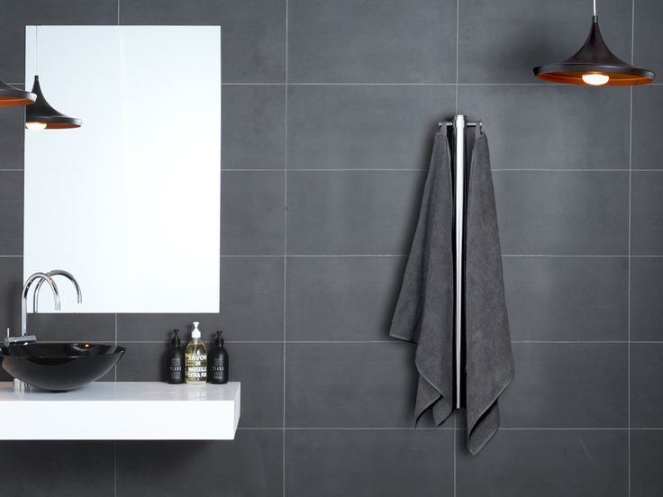 hydrotherm single tube heated towel rail with robe hooks great for skinny space or - Heated Towel Rack