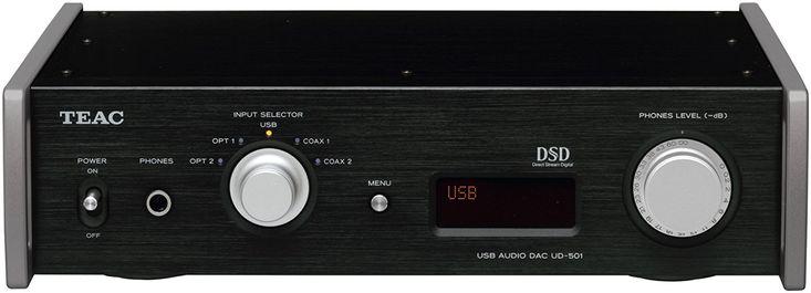 TEAC UD 501B przetwornik C/A: Amazon.de: Elektronik