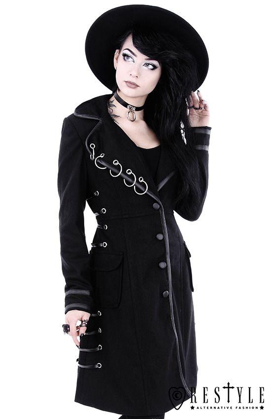 """RESTYLE """"Pierced"""" jacket - size L"""