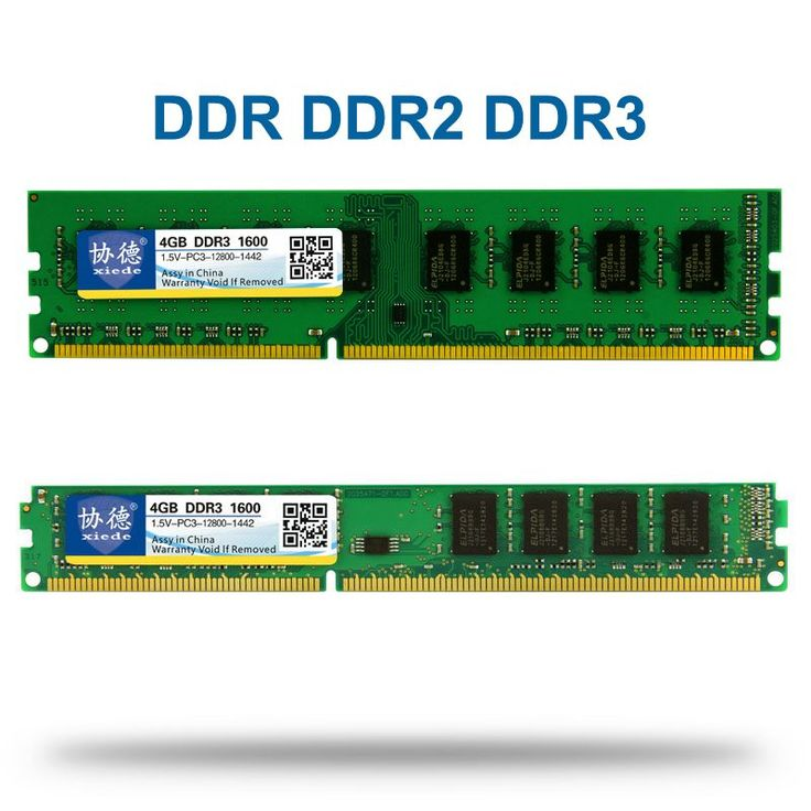 Xiede DDR 1 2 3 DDR1 DDR2 DDR3 / PC1 PC2 PC3 512MB 1GB 2GB 4GB 8GB 16GB Computer Desktop PC RAM Memory 1600MHz 800MHz 400MHz //Price: $7.68//     #shopping