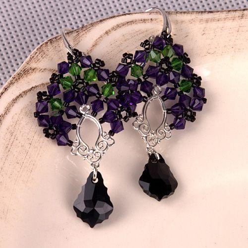 http://polandhandmade.pl #polandhandmade , #beading , #jewelry