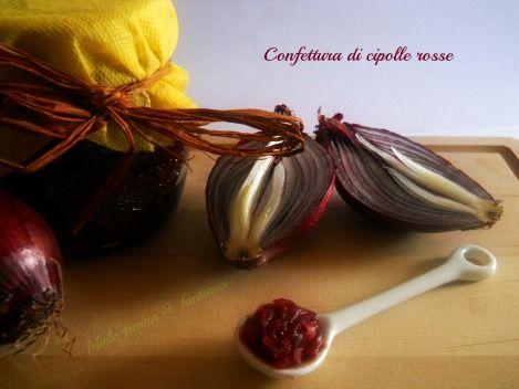 confettura di cipolle rosse di Miele farina & fantasia